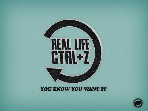 Real Life Ctrl+Z