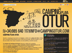 Camping Playa Otur